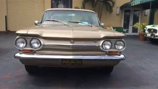 Impromptu Review - Small Cars - Episode No. I - The Chevrolet Corvair