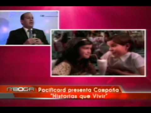 Pacificard presenta campaña historias que vivir