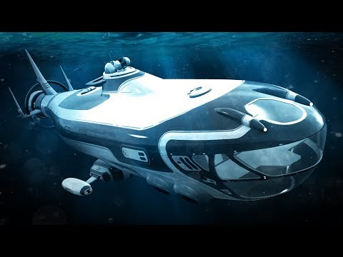 Subnautica - ARE THEY ADDING THE ATLAS SUBMARINE?! Arctic DL