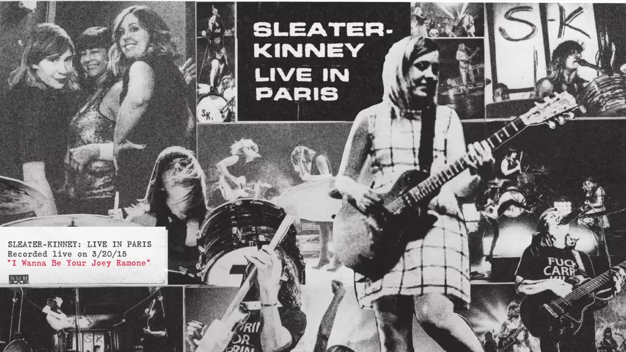 sleater-kinney-i-wanna-be-your-joey-ramone-live-sub-pop