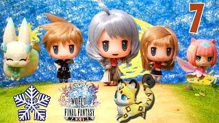 World of Final Fantasy Part 7