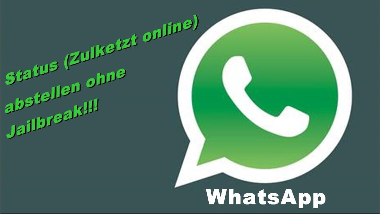 Whatsapp Letztes Mal Online Einfrieren Whatsapp Online