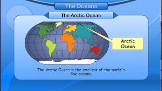 Continents and Oceans | Class 3 Environmental Studies