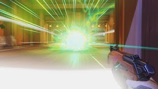 That's How You INSTANTLY DELETE The Team On D.Va!! - Overwatch Epic Moments #10