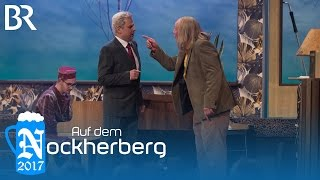 "Nockherberg 2017 Singspiel ""Hörts ned hi"""