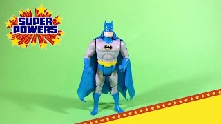 KENNER SUPER POWERS COLLECTION BATMAN ACTION FIGURE RECENSIONE (ita)