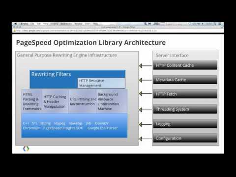 Make the Web Fast: Automagic site optimization with mod_pagespeed 1.0!