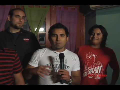Grupo Revolver interview with the television show  T.O. Latino