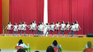 Action Song 2015 SJK(C)Kwang Hwa Sg. Nibong 2015