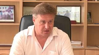 В. Черныш о выплате долгов по зарплате и строительстве Кременской подстанции
