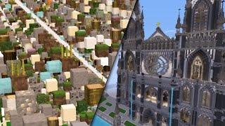TOP 5 Minecraft Maps!