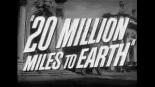 Million Miles To Earth Trailer (06/07/1957)