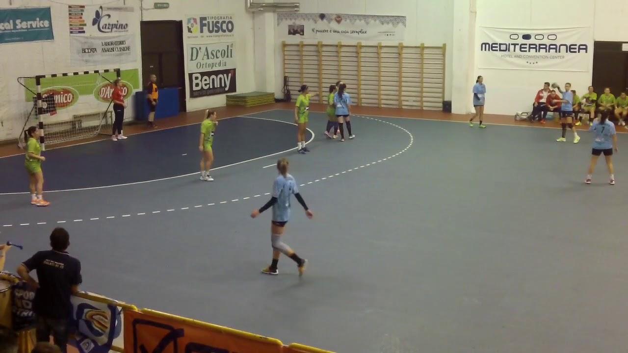 Serie A1F [4^]: Salerno-Ferrara 34-26