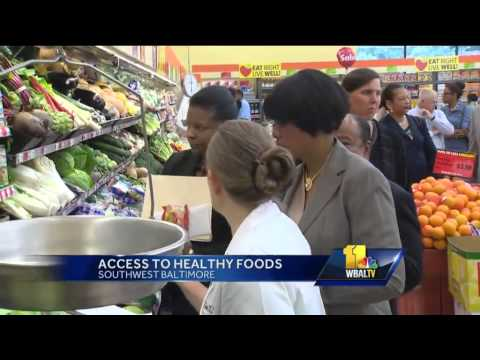 Food Depot helps city residents access healthy foods