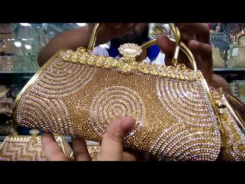 স্টোন ডিজাইন পার্টি ব্যাগের দাম।Stone design party bag price.