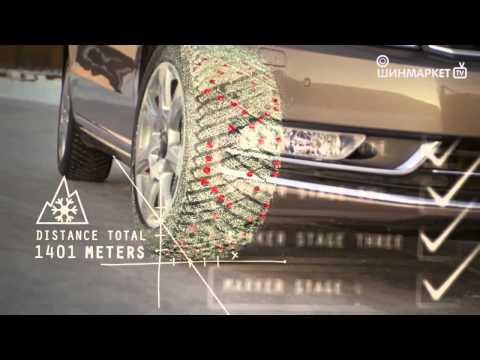 Видеобзор шины Goodyear UltraGrip Ice Arctic