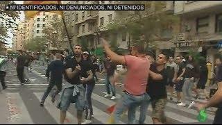 Miembros de Yomus participaron en las agresiones del 9 de Octubre en Valencia