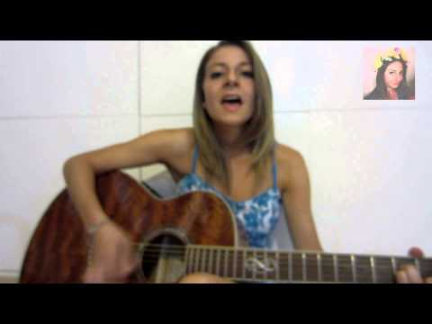 Whitney Houston I Wanna Dance With Somebody (Lilja Acoustic Cover)