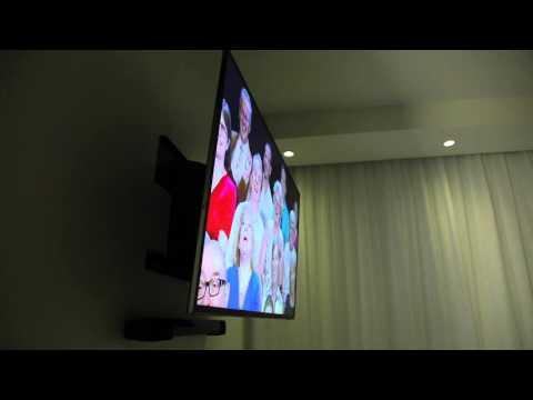 10 - Bedroom TV Wall Brickell House