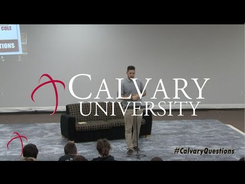 Conversations with Pastor Deacon Cole - Calvary University Assembly