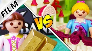 Playmobil Film deutsch | HANNAH vs. TESSAS AFTER SCHOOL ROUTINE Was tun am Nachmittag? Kinderserie