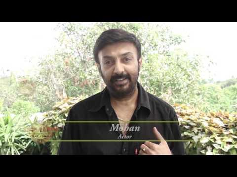 SAGA Save a Life Give a Life - Actor Mohan