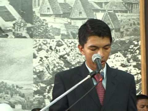 Opposition joy at toppling of Madagascar president