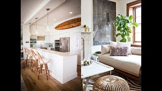 【DIY】西海岸風&ビーチ風お部屋のインテリアの手作りアイデア♡~Handmade idea of the interior of the room.