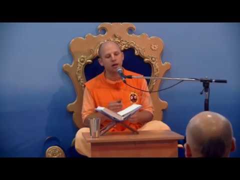 Шримад Бхагаватам 1.12.2 - Пурушоттама Чайтанья прабху