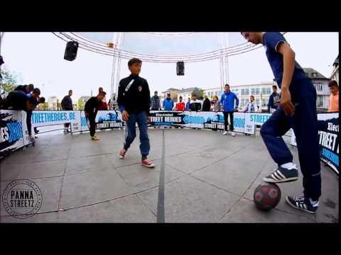 Sokak Futbolunda Akılalmaz Çalım