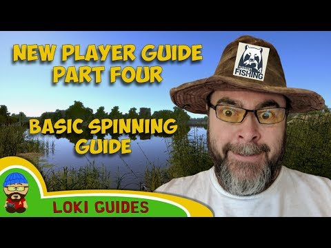 Russian Fishing 4 Guide Part 4 - Basic Spinning Guide + Other Tips