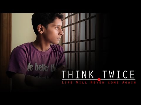 Think Twice || Kota Student Suicide || Short Film 2016 || Twenty7 Productions