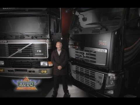 Volvo Trucks' Celebrates 16-litre Engine's 25th Anniversary - YouTube