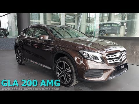 Walkaround Mercedes GLA 200 AMG | Orient Brown Colour