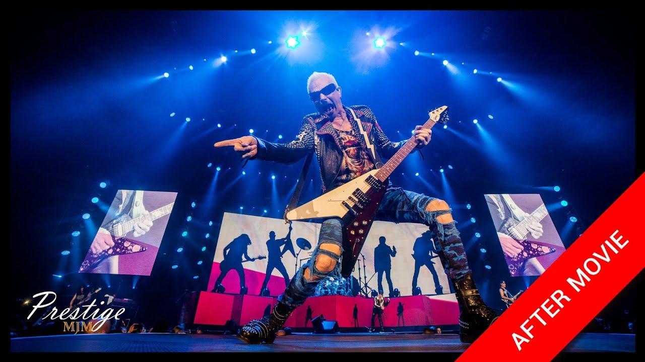 Scorpions – relacja z koncertu (Gdańsk/Sopot)