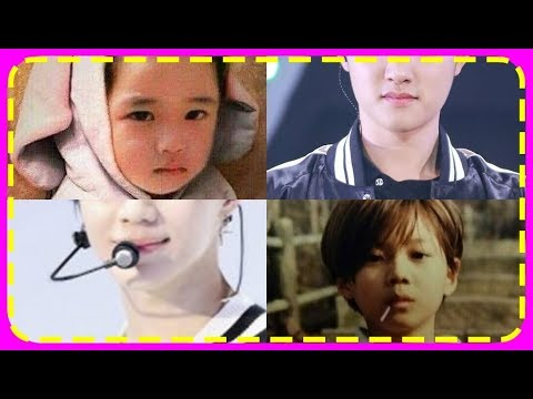 Can You Guess the Idol from Their Baby Picture?