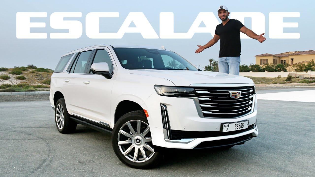ملكة الفخامة الامريكية؟ كاديلاك اسكاليد الجديدة - Cadillac Escalade 2021