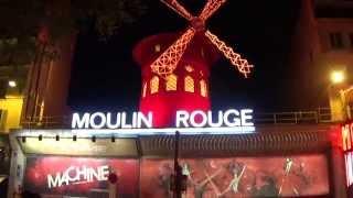 Мулен Руж  Париж(, 2014-11-06T21:04:04.000Z)