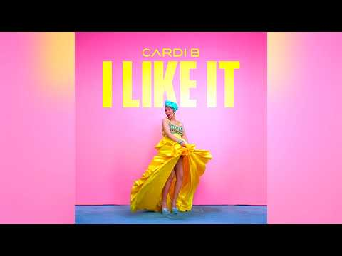 I Like It - Cardi B (Solo Version)