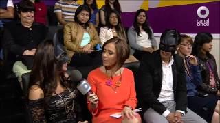 Diálogos en confianza (Pareja) - Intercambio de parejas (17/04/2015)