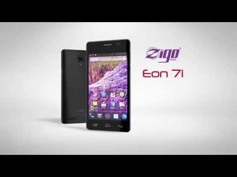 Super Slim Smart Phone - Zigo English Version
