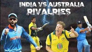 India VS Australia :Paytm #INDvAUS ODI Trophy Starts 17th September