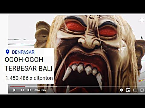 OGOH-OGOH TERBESAR 2016 , BALI