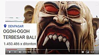 Download Video OGOH-OGOH TERBESAR 2016 , BALI MP3 3GP MP4