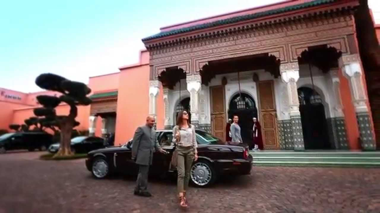 Nice La Mamounia Marrakech   YouTube