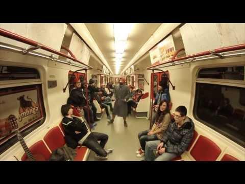 Harlem Shake Tbilisis Metro