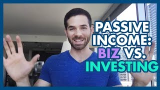 How To Make Passive Income In Online, In Business, and As An Investor