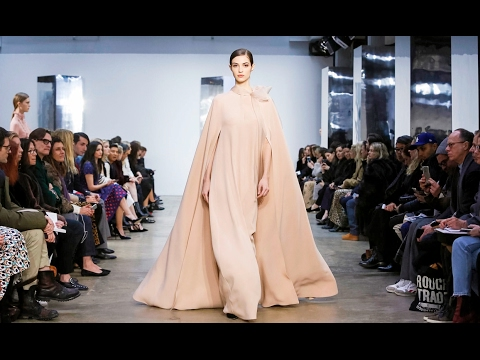 Carolina Herrera | Fall Winter 2017/2018 Full Fashion Show | Exclusive