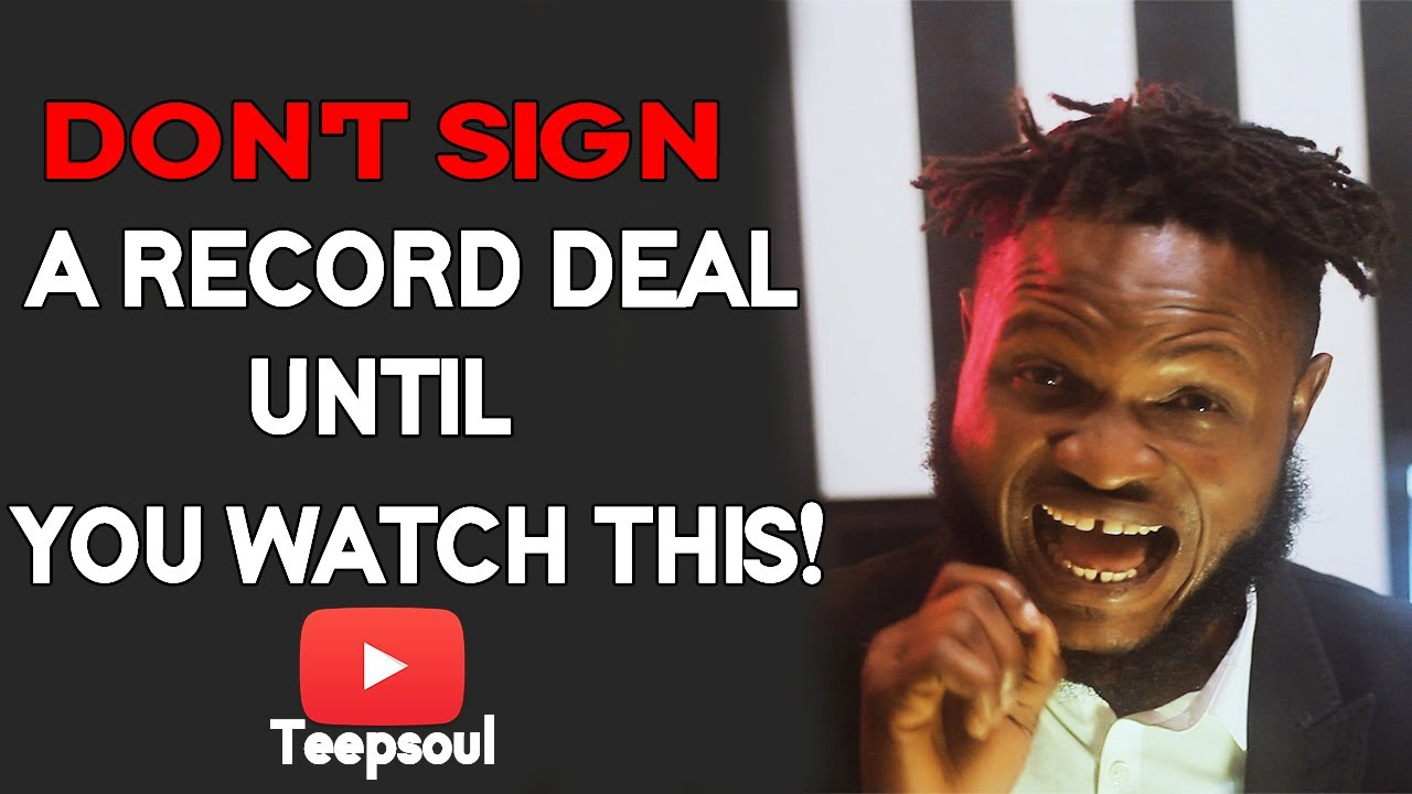 Secrets behind Record label deals | The truth about 360 deal | Music Industry tips