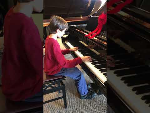 Chopins Sonata # 2 in B Flat Minor Funeral March  Lento  Rumi